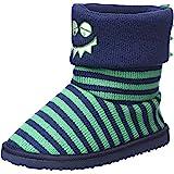 Pumpkin Patch Dinosaur Winter Warmer, Boys'  Combat Boots