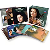 Kyung Wha Chung - The Complete Decca Recordings [19 CD/DVD Combo]