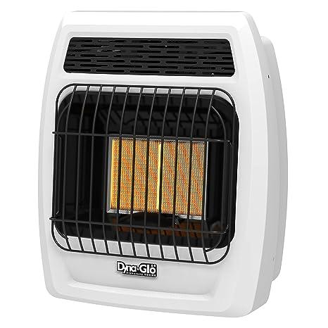 Amazon.com: Dyna Glo irss12lpt-2p 12000 BTU LP calentador de ...