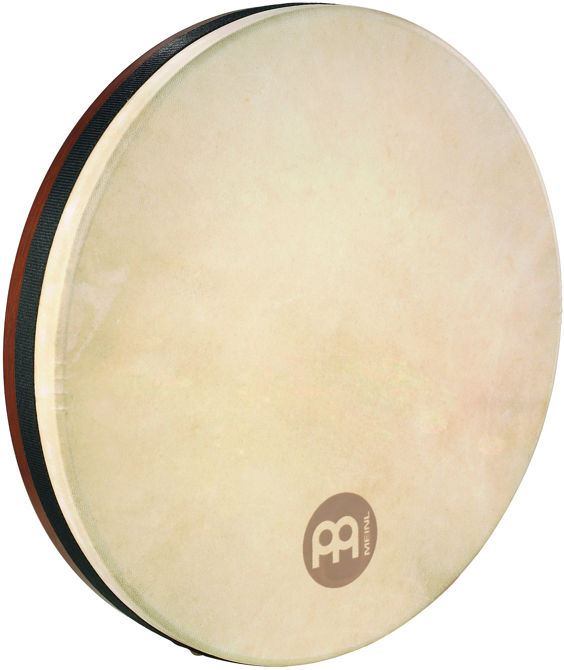 Meinl Percussion FD16BE 16-Inch Goat Skin Bendir, African Brown by Meinl Percussion