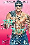 The Summer Tour: A Rockstar Rom Com (Amaryllis Romance Book 1)
