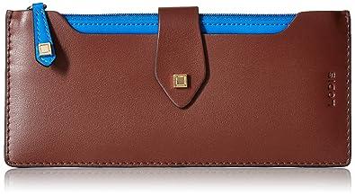 pretty nice f7f8a 87edd Lodis Blair Sandy Multi Pouch Wallet Credit Card Holder