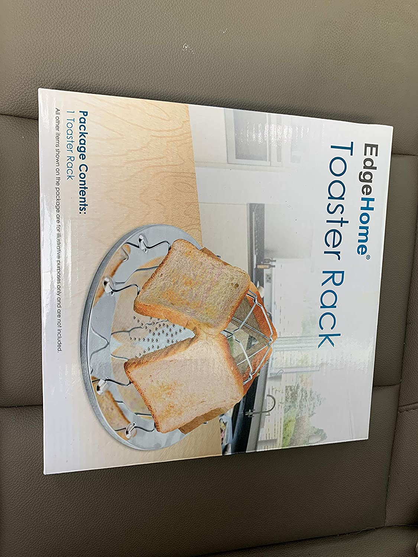 EDGE HOME Toaster Rack