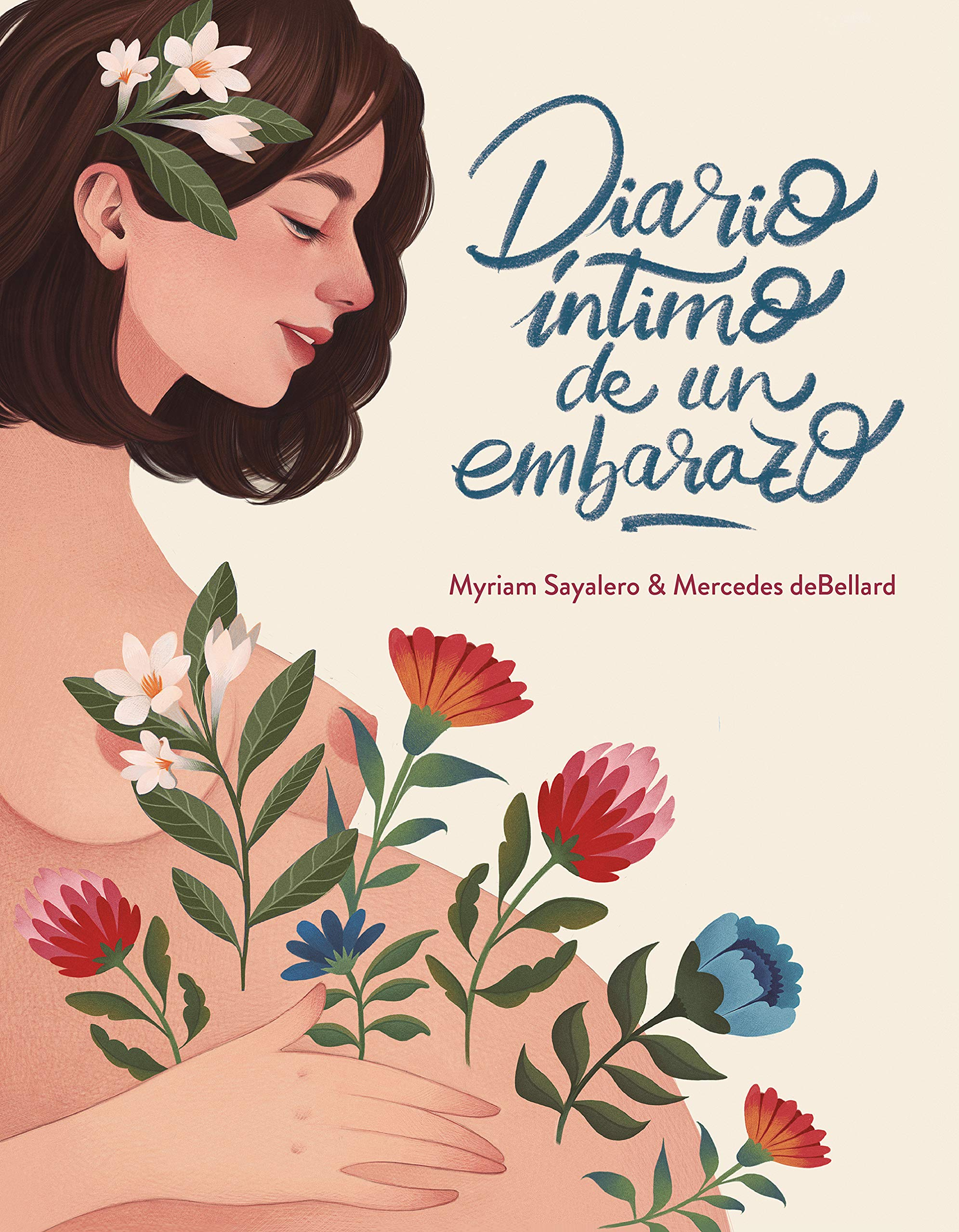 Diario íntimo de un embarazo de Myriam Sayaleroy Mercedes DeBellard