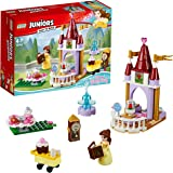 LEGO Juniors Belle's Story Time Building Blocks for Girls 4 to 7 Years (87 pcs) 10762