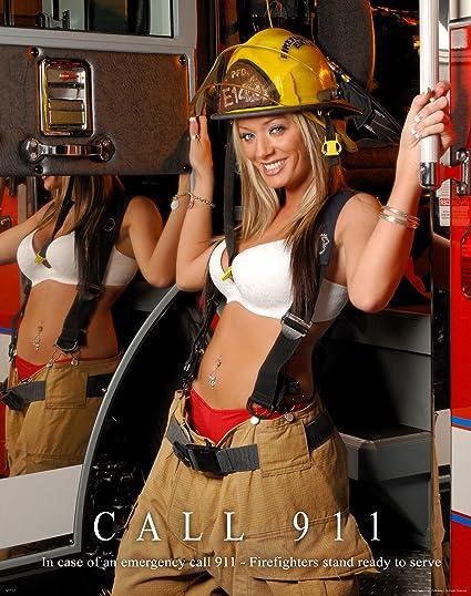 firefighter girls Sexy