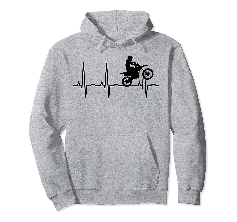 Dirtbike Hoodie – Ultimate Dirt Bike Gift Hoodie for Riders-Awarplus