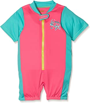 Amazon.com: Speedo Sea Squad - Traje flotador para niño ...
