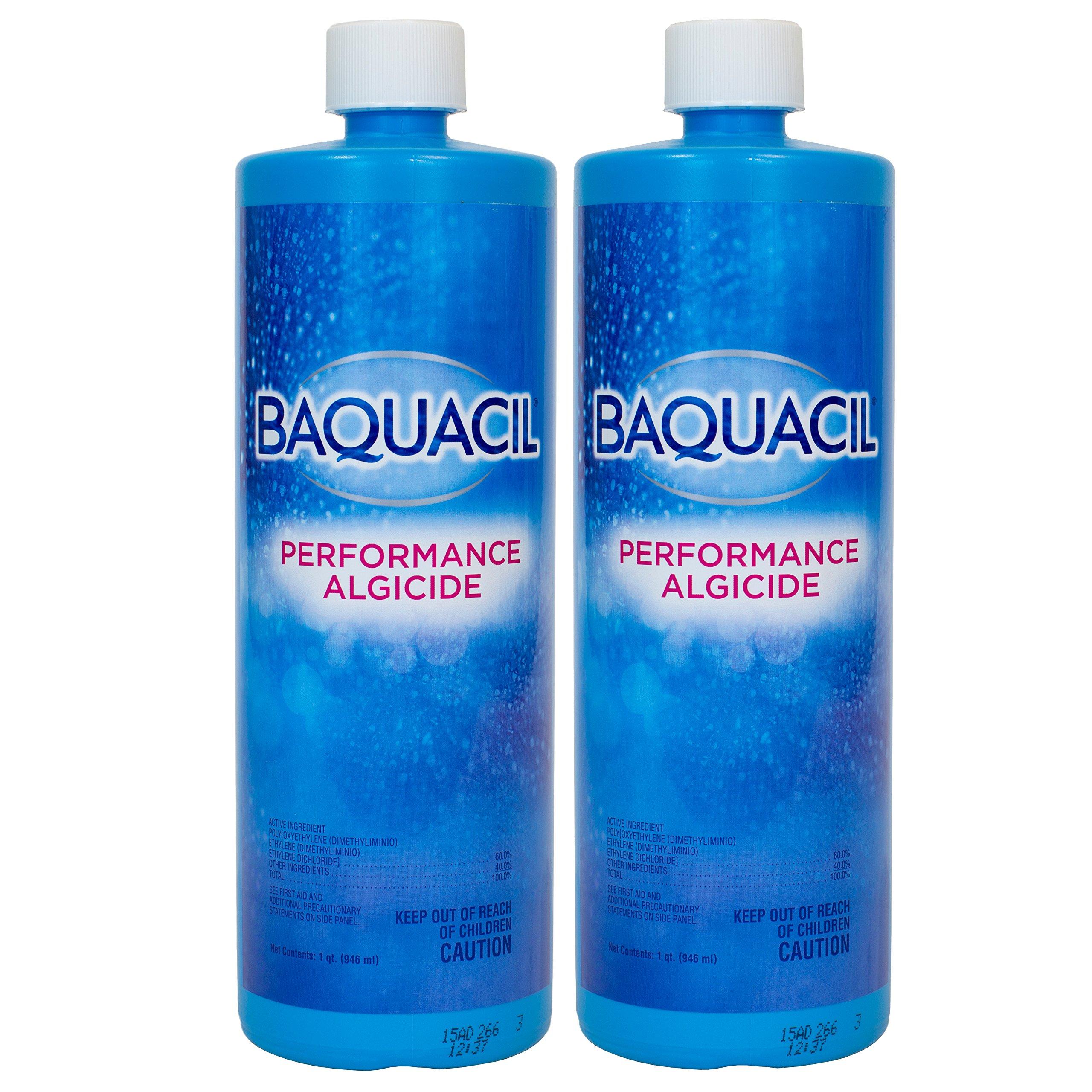 Baquacil Performance Algicide (1 qt) (2 Pack) by Baquacil