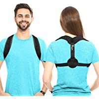 Posture Magic Posture Corrector For Men and Women - Improve Bad Posture - Comfortable Upper Back Brace - Clavicle…