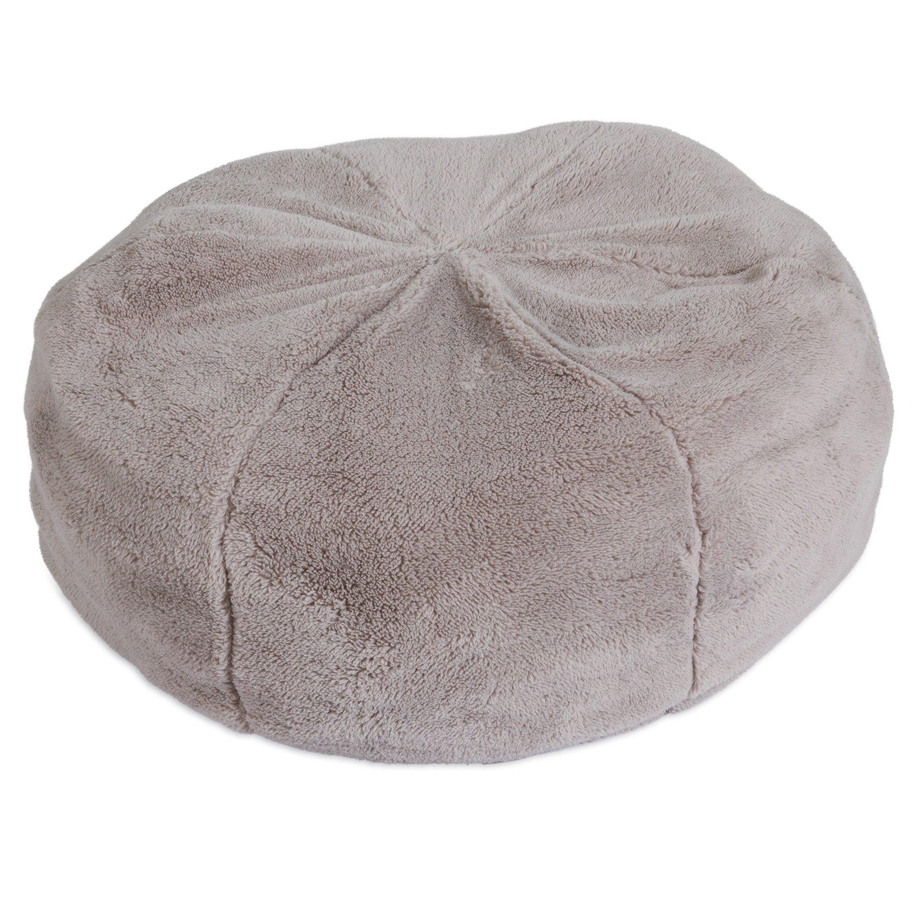 Petmate Jackson Galaxy Dumpling Cat Bed, Gray by Petmate (Image #1)