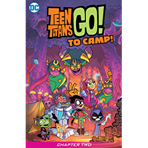 Teen Titans Go! To Camp (2020) #2