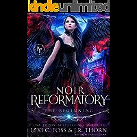 Noir Reformatory (Paranormal Prison)