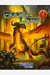 Book of Lairs for 5th Edition (Volume 1) Paperback