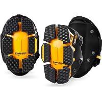 ToughBuilt GelFit Stabilizer Professional Knee Pads - Comfortable Gel Cushion & Heavy Duty Foam Padding, Strong…