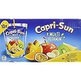 Capri-Sun Multivitaminé Mini-poches 10 x 20 cl - Pack de 4