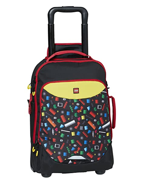 Lego Trolley Playroom Originals Mochila Escolar, 45 cm, 28 litros