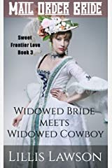 Mail Order Bride: WIDOWED BRIDE MEETS WIDOWED COWBOY: (Colorado Cowboys looking for Love: Sweet Frontier Love, Book 3) Kindle Edition