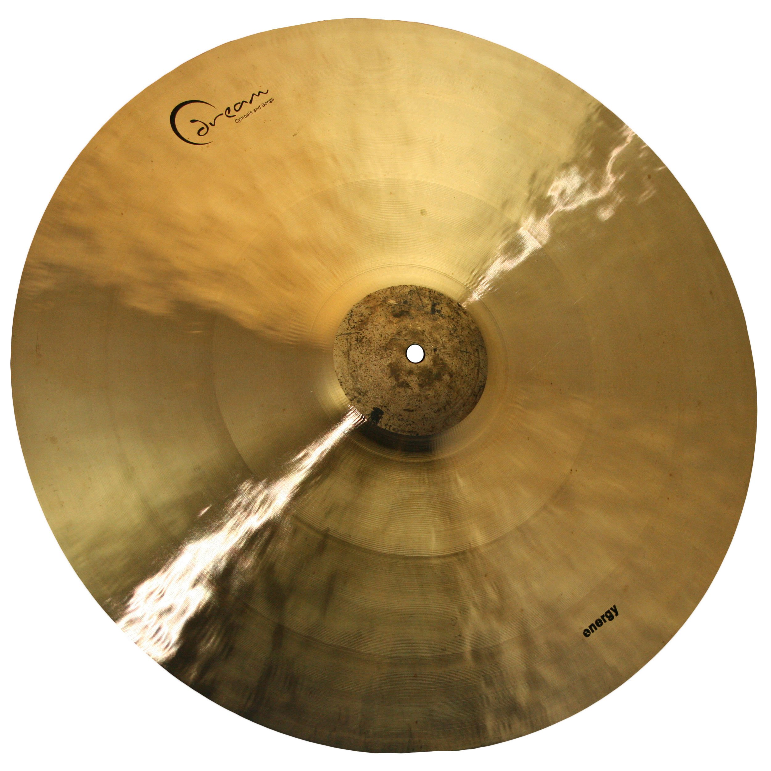 Dream Cymbals ERI22 Energy Series Ride 22'' Cymbal by DREAM CYMBALS