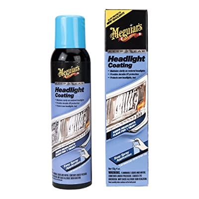 Meguiar's G17804 Keep Clear Headlight Coating