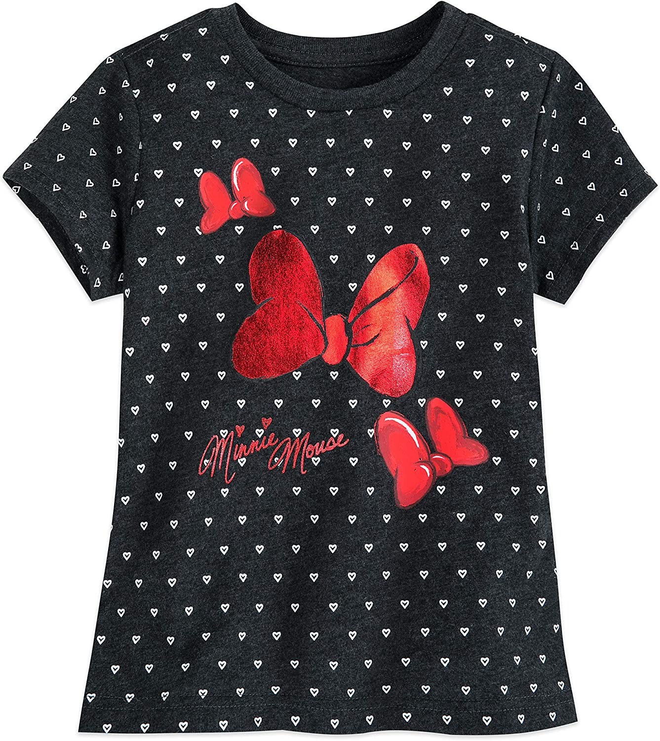 It/'s All About the Bow Applique bodysuit or T-shirt Short or Long Sleeve Minnie Mouse bow shirt