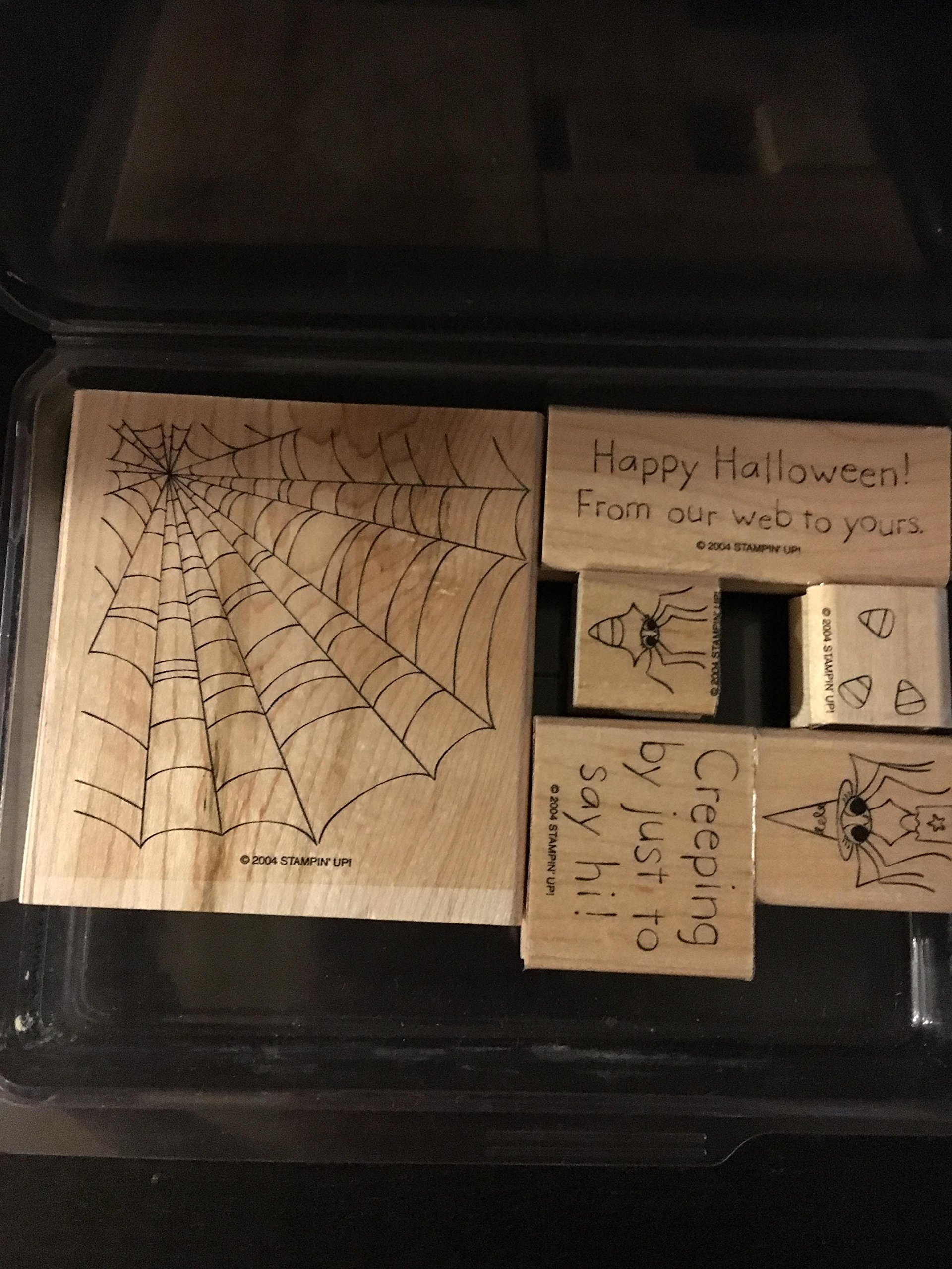 Stampin' Up! Web Wishes Stamp Set