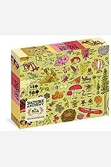 Nature Anatomy: The Puzzle (500 pieces) Puzzle