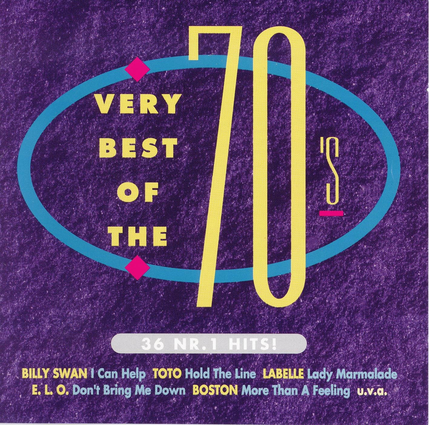 Very best of the 70\'s 1 (Columbia/Sony) - Billy Swan, Toto, ELO ...