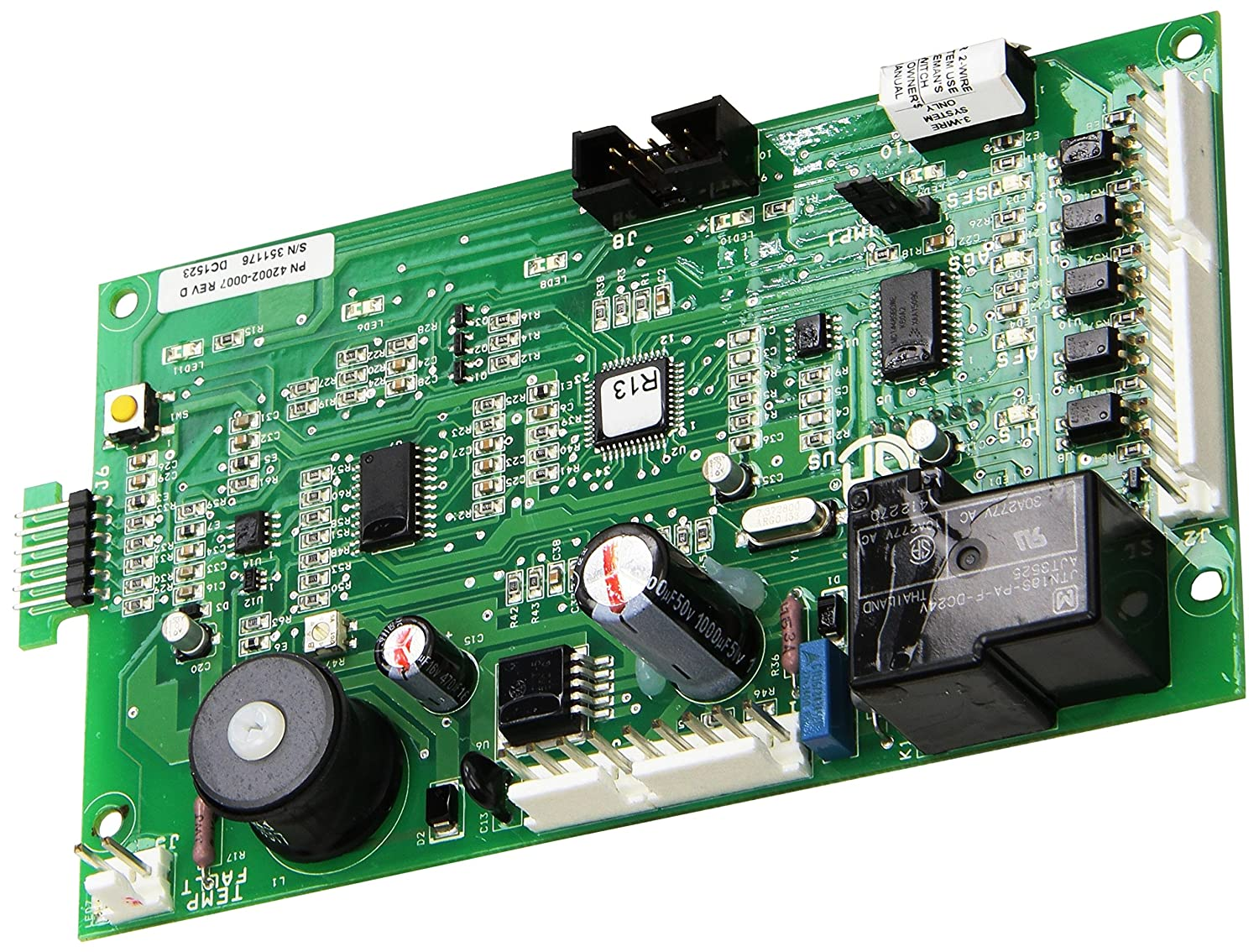 91MPfe7rR4L._SL1500_ amazon com pentair 42002 0007s control board kit replacement na stanley dura glide model j wiring diagram at virtualis.co