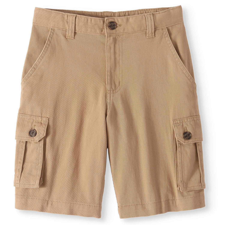 Wonder Nation Boys Urban Khaki Cargo Short 14