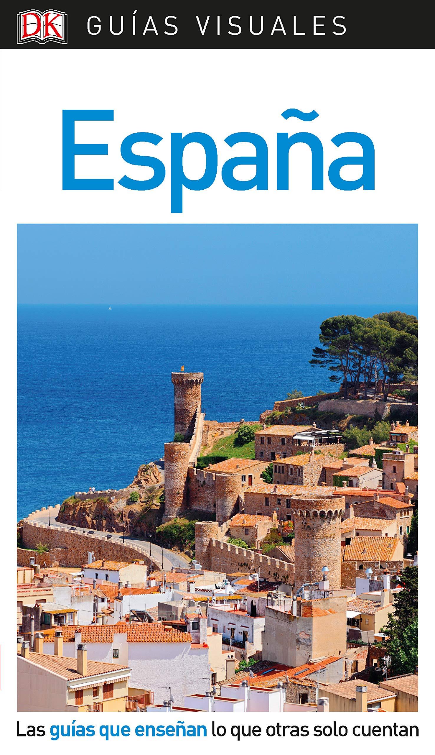 Guía Visual España: Las guías que enseñan lo que otras solo cuentan Guías visuales: Amazon.es: Varios autores: Libros