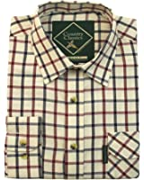 Country Classics Mens Long Sleeved Country Check Shirt