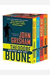 Theodore Boone Box Set (Kid Lawyer / The Abduction / The Accused / The Activist) Paperback