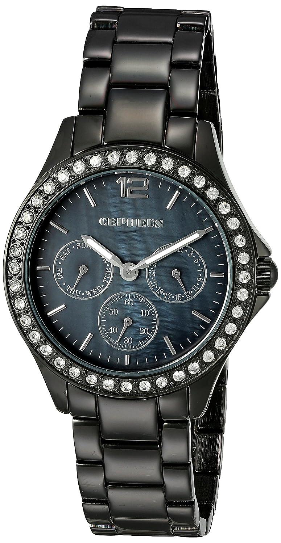 CEPHEUS CP502-622 Damenuhr mit Swarovski-Kristallen XS