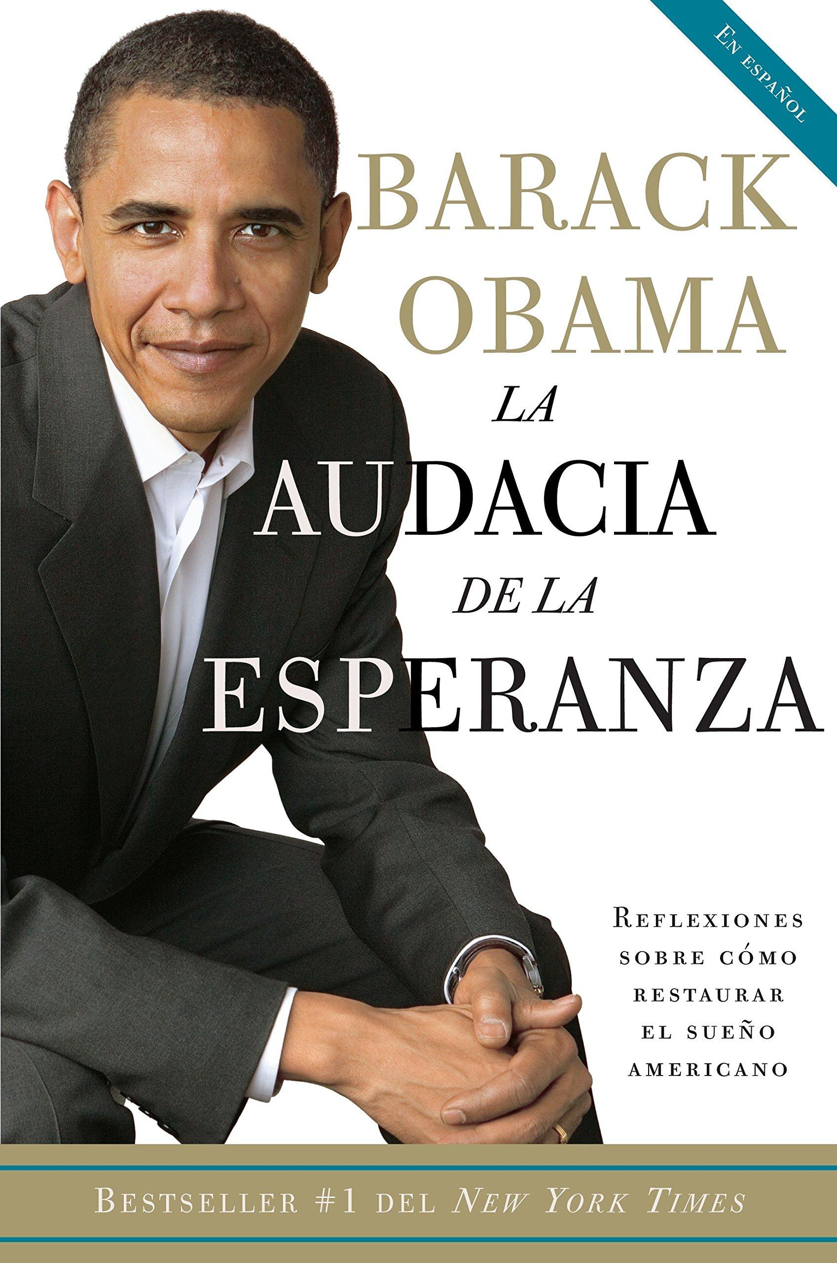Download La audacia de la esperanza: Reflexiones sobre como restaurar el sueno americano (Spanish Edition) ebook