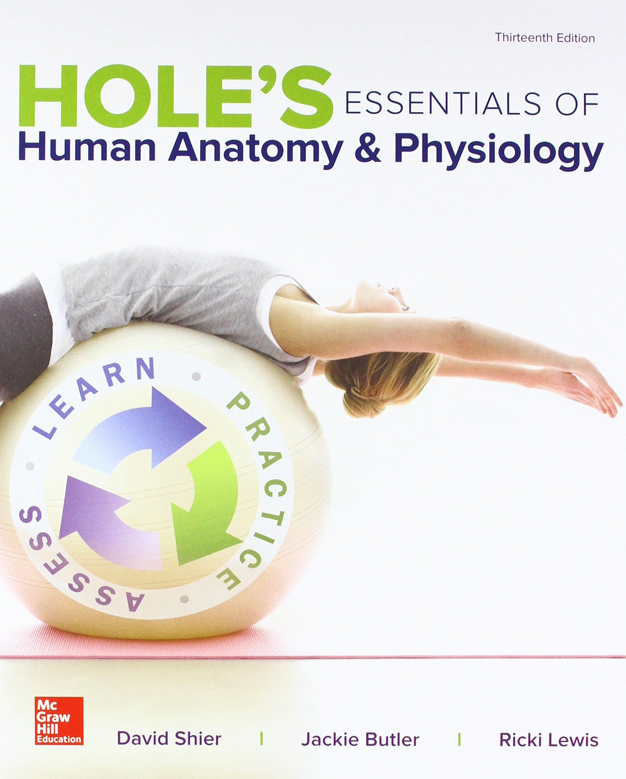 Buy Holes Essentials Human Anatomy & Physiology + Connect Apr Phils ...