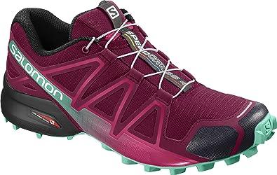 super günstig im vergleich zu elegant und anmutig 60% Rabatt Salomon Damen Speedcross 4 Traillaufschuhe