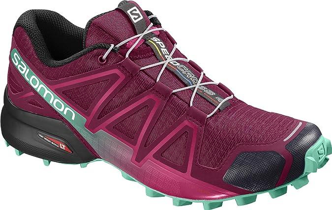 4392cc211b Amazon.com | Salomon Womens Speedcross 4 Trail Sneaker | Trail Running