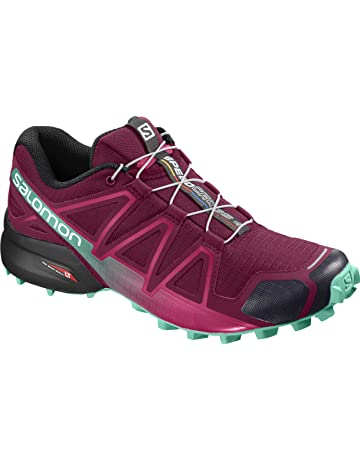 eaa3296f6fc Salomon Women s Speedcross 4 Trail Running Shoes