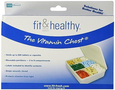 Fit & Fresh - Pecho apto y sano de la vitamina - antes por Vitaminder