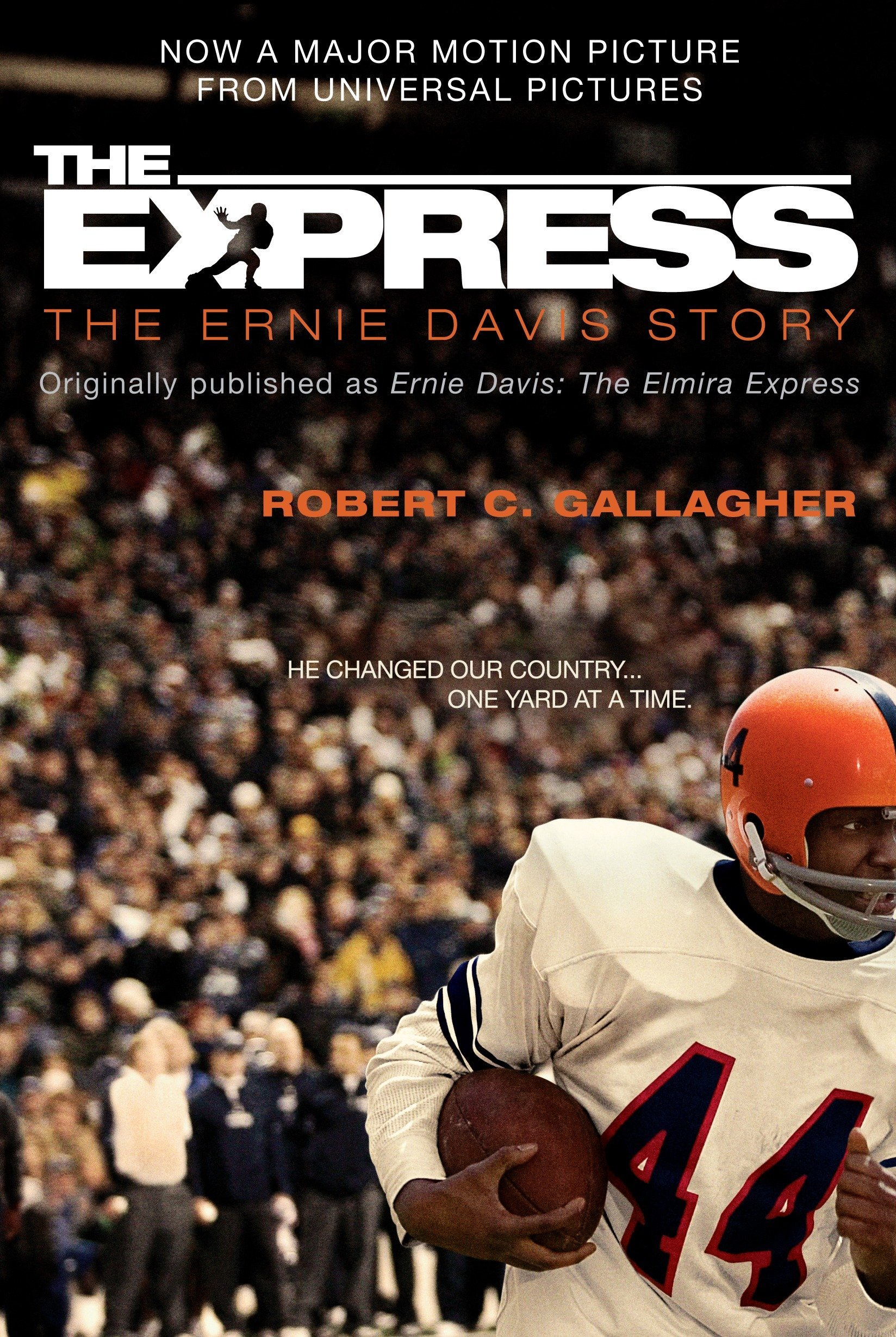 Amazon.com  The Express  The Ernie Davis Story (9780345510860 ... 17710d55e