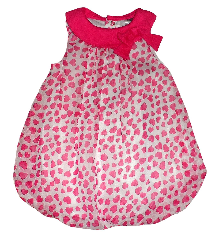Amazon Baby Essentials Baby Girl s Heart Romper Dress 6 Months
