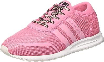 adidas Los Angeles, Zapatillas para Niñas, Rosa (Easy Pink/Easy ...