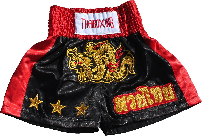 NEW DESIGN TWO-TONE COLOR THAI KICK BOXING SHORT MMA TRUNKS SATIN SIZE M-XXXL.