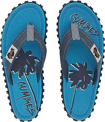 Unisex Gumbies Islander Canvas Flip-Flops Palm