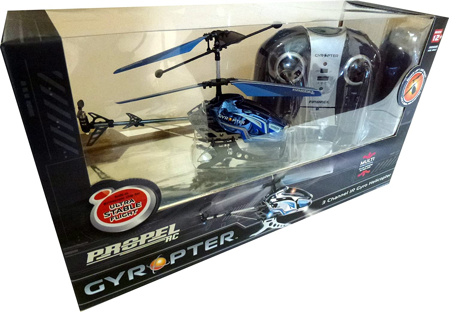 Amazon Remote Control Rc Radio Control Gyropter Helicopter With