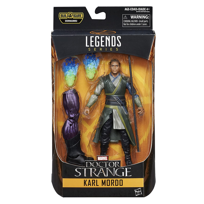 Marvel 6 Inch Legends Series Karl Mordo Hasbro B7441AS0