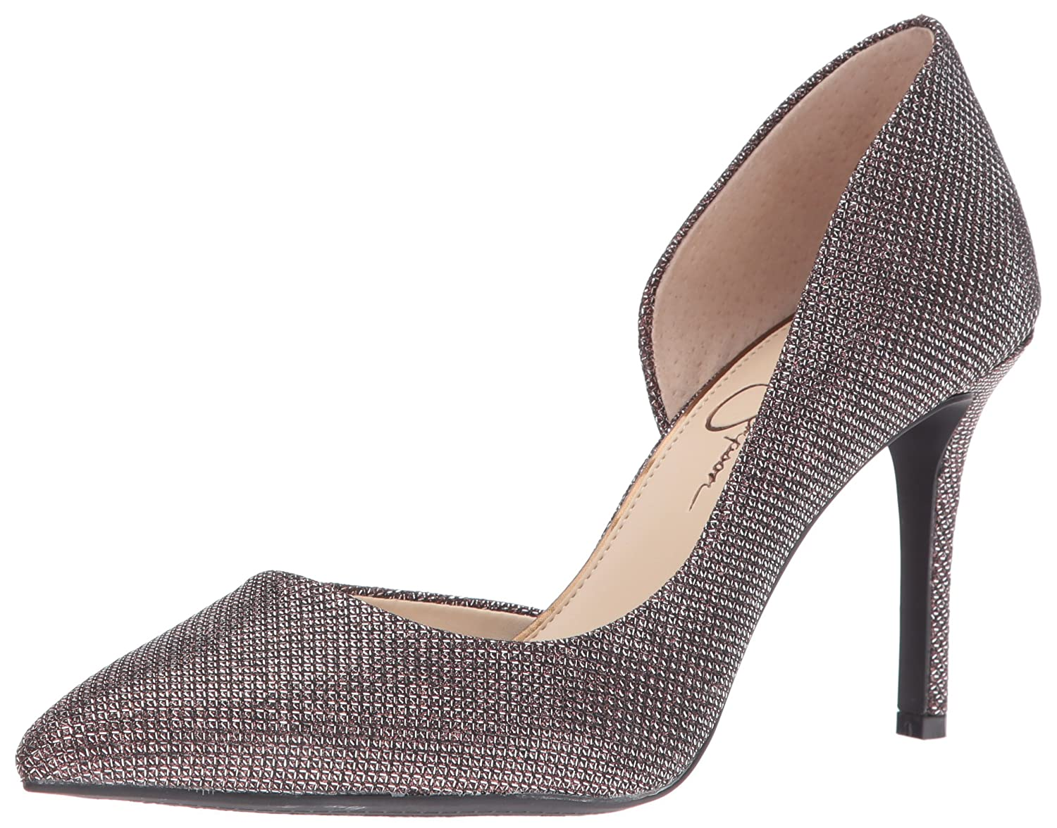 20182017 Flash Player Jessica Simpson Womens Lacewell D'Orsay Pump On Sale Online