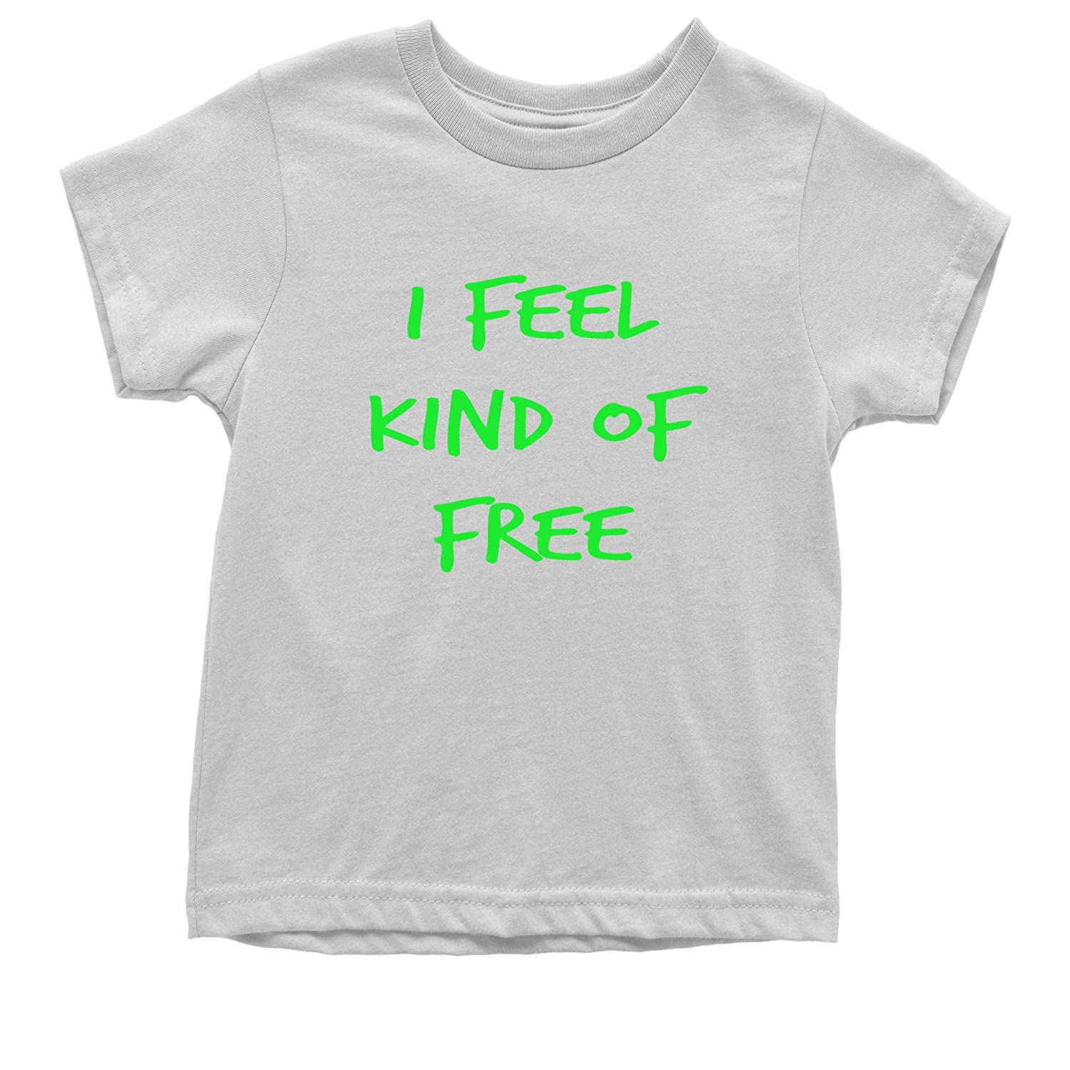 Expression Tees I Feel Kind of Free Youth T-Shirt