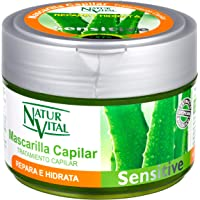 NaturVital Sensitive Juniper Hair Mask, 300ml
